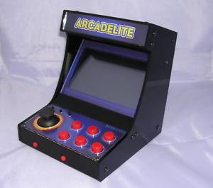 Details about Arcade-Lite raspberry pi retropie mame emulator, joystock