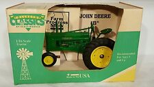 John Deere B 1/16 diecast farm tractor replica collectible by Scale Models