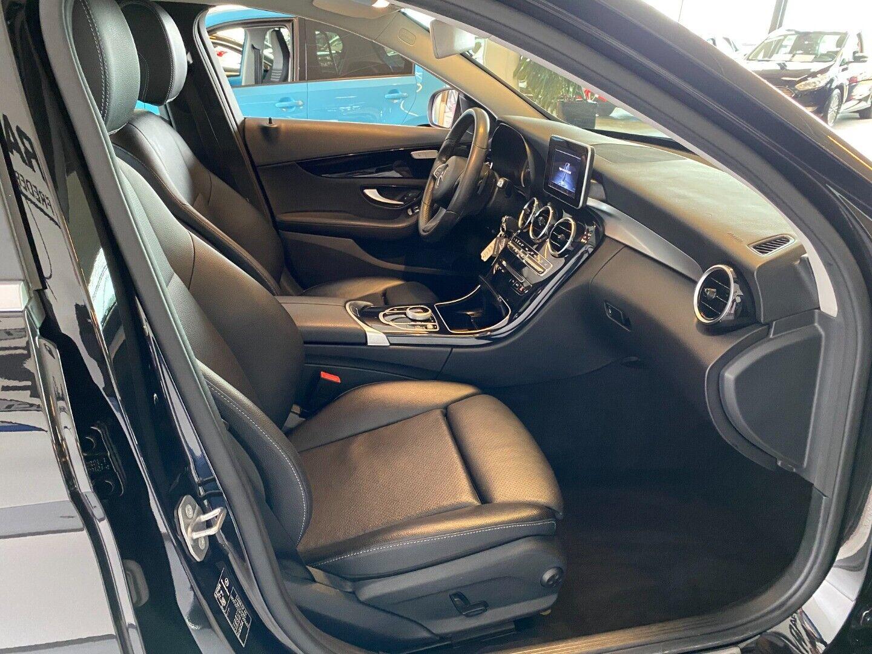 Billede af Mercedes C220 d 2,2 stc. aut.