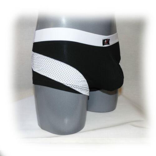 1448 WJ-Boxershorts Nero-Extra Caldo