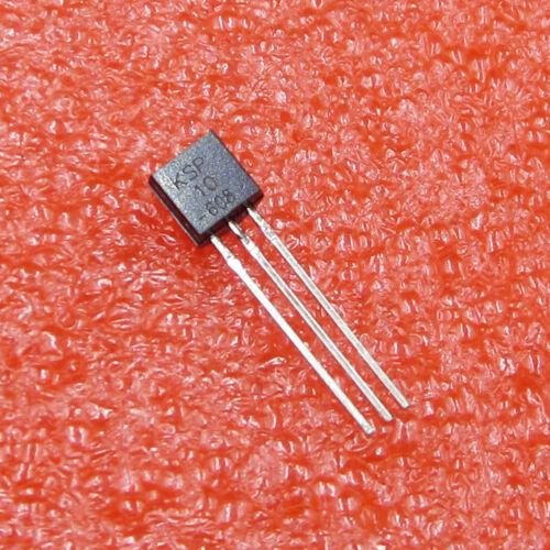 20PCS NPN Transistor KSP10 NPN 25V TO-92 New