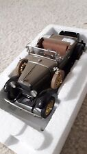 Danbury Mint 1931 Ford Model A Roadster 1:24 Diecast Car