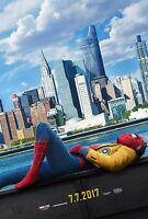 Spider-man: Homecoming Movie Poster (24x36) - Tom Holland, Iron Man, Downey V3
