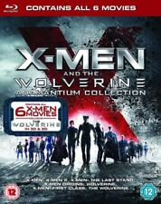 X-Men And The Wolverine Adamantium Collection (6 Films) (Blu-ray)