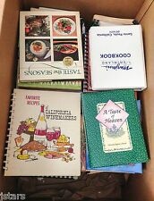 CALIFORNIA COOKBOOK COLLECTION, NINETY-SEVEN (97) CA COOKBOOKS, 1930s - 2000s