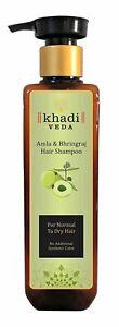 Khadi Veda Shampoo Amla Bhringraj For Dry Hair 200 ml