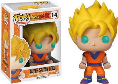 Funko Pop Animation Dragonball Z 14 Super Saiyan Goku Subito Disponibile Adatto Per Uomini, Donne E Bambini