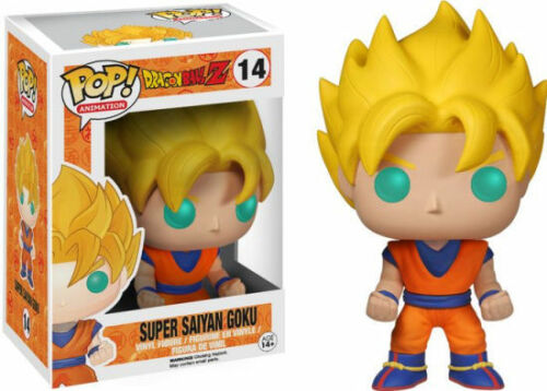 Funko Pop Animation Dragonball Z 14 Super Saiyan Goku SUBITO DISPONIBILE