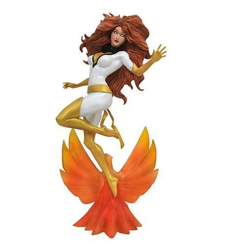 White Phoenix Statue Marvel Gallery NEW 2018 SDCC Limited Exclusive X-Men