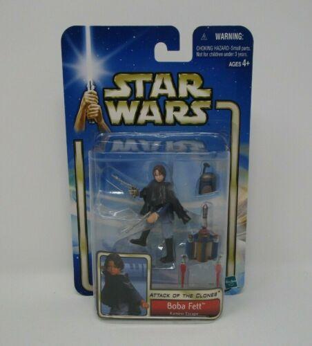Boba Fett Kamino Escape 2002 Star Wars La Saga Collection #07 7