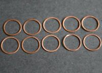 Cox .020 Tee Dee Pee Wee Airplane Engine Glow Head Gasket (10) 020