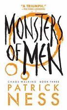 Chaos Walking: Monsters of Men (2014, Paperback, Reissue)