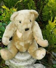 OLD ORIGINAL NISBET  DELICATESSEN ALOYSIUS BEAR 1980'S WITH LABELS