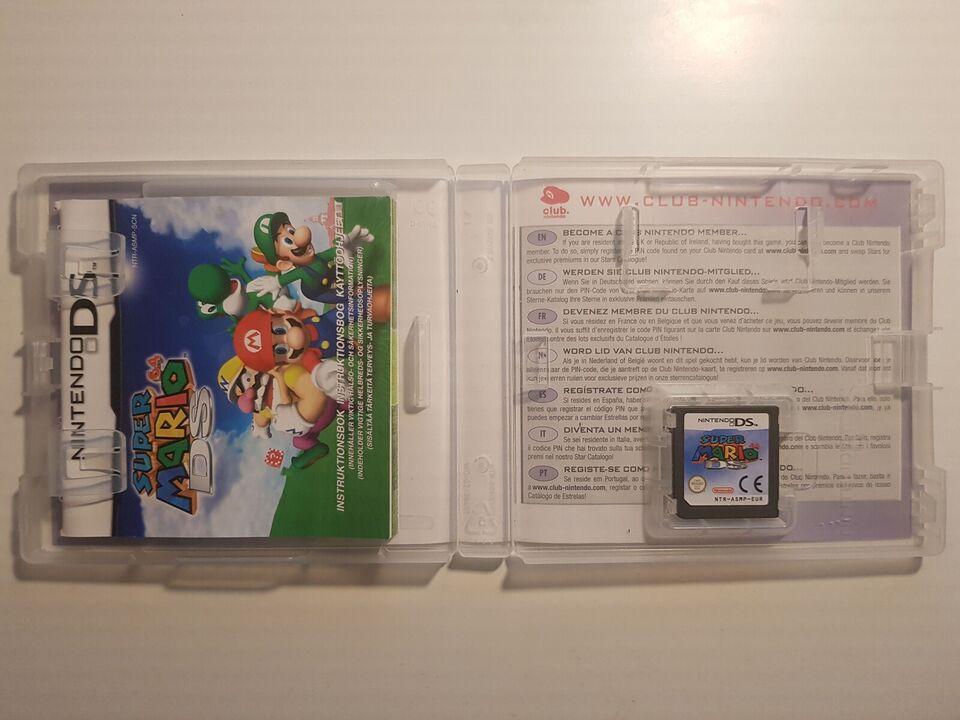 Super Mario 64, Nintendo DS