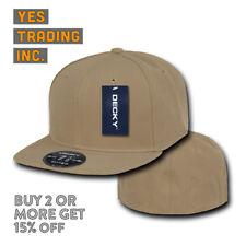 0f3d0064308d9 item 5 DECKY MENS CASUAL BASEBALL HAT RETRO FLAT BILL HATS FITTED CAP PLAIN  CAPS COLORS -DECKY MENS CASUAL BASEBALL HAT RETRO FLAT BILL HATS FITTED CAP  ...