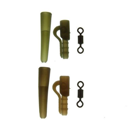 spécimen marron Gardner cible clip plomb terminal Pack naturel vert