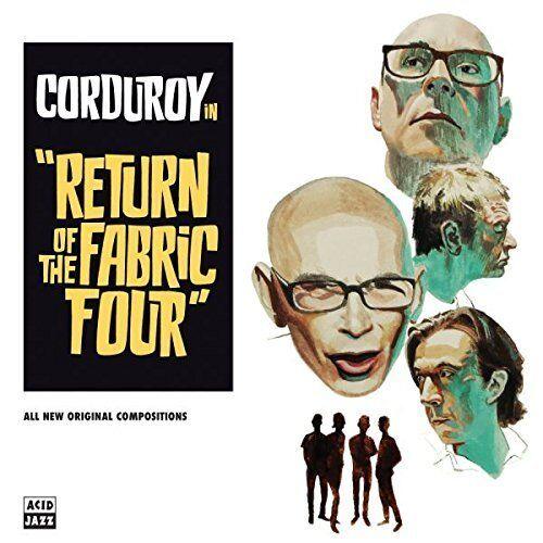 Corduroy-Return Of The Fabric Four  VINYL NEW
