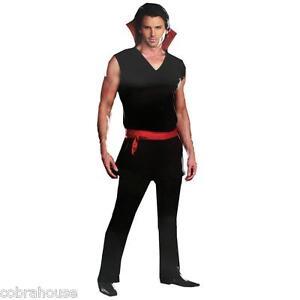 Sexy vampire costume men