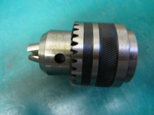 Original DDR Bohrfutter konisch für Ständerbohrmaschine Bohrmaschine 1-10mm NEU