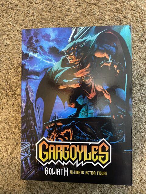 NECA Disney Gargoyles Goliath Ultimate Action Figure New Sealed 2021 IN HAND
