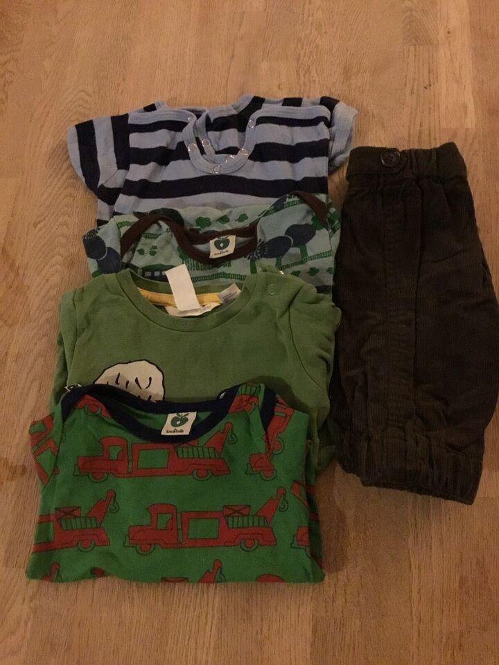 Blandet tøj, Tøj pakke, Blandet og småfolk