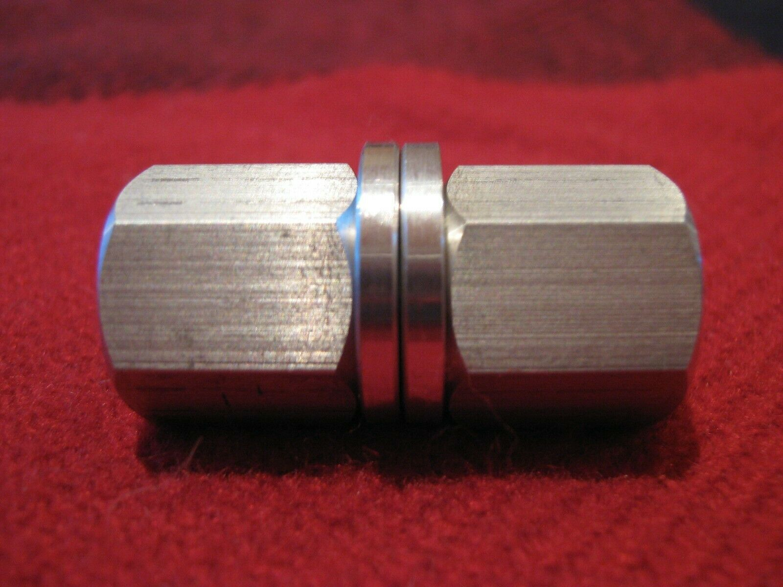 Converters Primo Andys Nuts BMX Mid School Axle Nuts Short