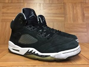 promo codes exclusive shoes look out for RARE🔥 Nike Air Jordan 5 V Retro OREO Black Cool Gray White Sz 11 ...
