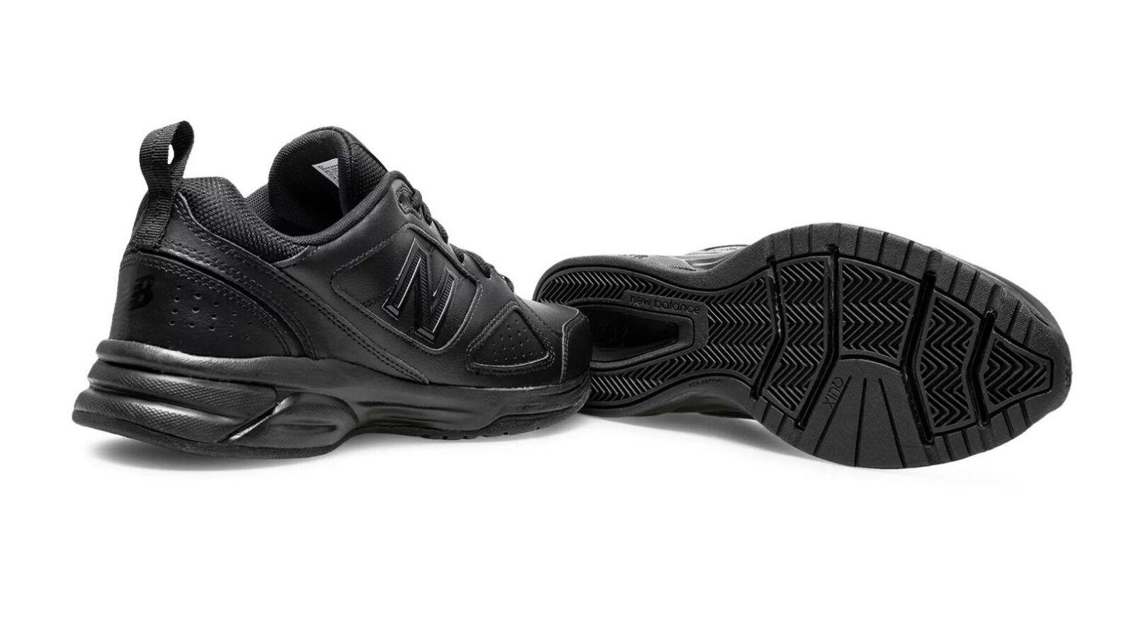 New Balance MX624AB Mens Crosstraining shoes (Black) (2E)