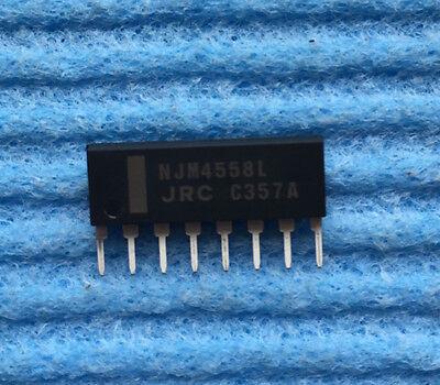 5PCS NEW JRC NJM2068L JRC2068L 2068L SIP-8 IC