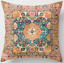 thumbnail 15 - Throw-PILLOW-COVER-Tapestry-Kilim-Rug-Print-Decorative-Soft-Cushion-Case-18x18-034