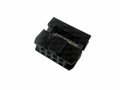 20X 20 Pin 2x10 2.54 Pitch IDC FC-20 Female Wire Header Connector for Flat Cable