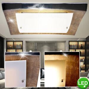 Détails sur Luxe Plafonnier LED Lampe Travail Chambre Aluminium or Design  Bureau Éclairage