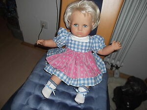PréVenant Zapf-creation Poupées Fille, Blonde, Sitzbaby, Env. 50 Cm-afficher Le Titre D'origine SuppléMent éNergie Vitale Et Nourrir Yin