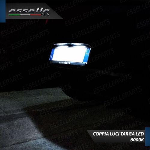 LAMPADE LUCI TARGA AUDI A7 CANBUS SILURO C5W 12 LED 6000K NO ERROR