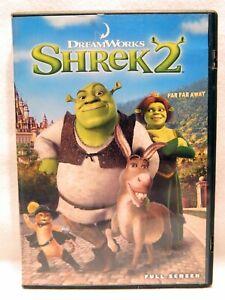 Shrek 2 Widescreen Ebay