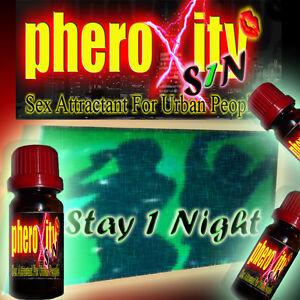 Human sex attractant pheromones have hit