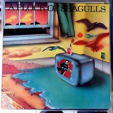 A FLOCK OF SEAGULLS LP A FLOCK OF SEAGULLS 1982 GERMANY VG++/EX