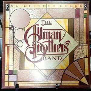 THE ALLMAN BROTHERS BAND Enlightened Rogues Album Released 1979 Vinyl/Record