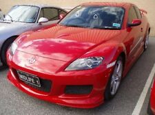Mazda RX 8 Speed style Fiberglass Front Bumper Body Kit