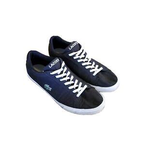 lacoste mens graduate vulc fb fashion sneakers casual
