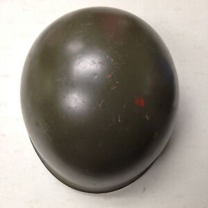 Unknown-Military-Helmet-Round-Green