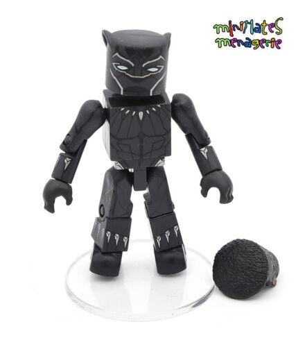 Marvel Minimates Toys R Us Avengers Infinity War Movie Wave 2 Black Panther