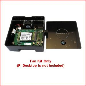 Details Sur Berryku Fan Kit For Diy Pi Desktop Case Compatible With Raspberry Pi 3 2