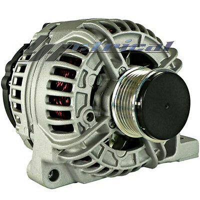 100% NEW ALTERNATOR HIGH OUTPUT 200AMP FOR VOLVO,W/HD PULLEY *ONE YEAR WARRANTY*