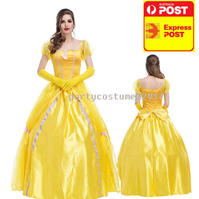 Disney Beauty and the Beast Ultra Prestige Adult Costume