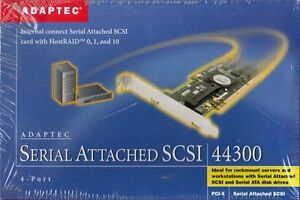 ADAPTEC SCSI 44300 WINDOWS DRIVER