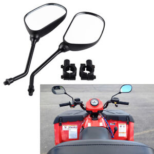 ATV-Rear-View-Mirror-Set-For-Honda-TRX-250-350-400-450-Rancher-Foreman-FourTrax