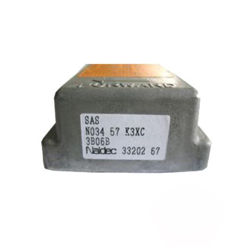 Mazda Airbagsteuergerät sas N034 57 K3XC 3B06B 33202 67 36 MG 100/%ok