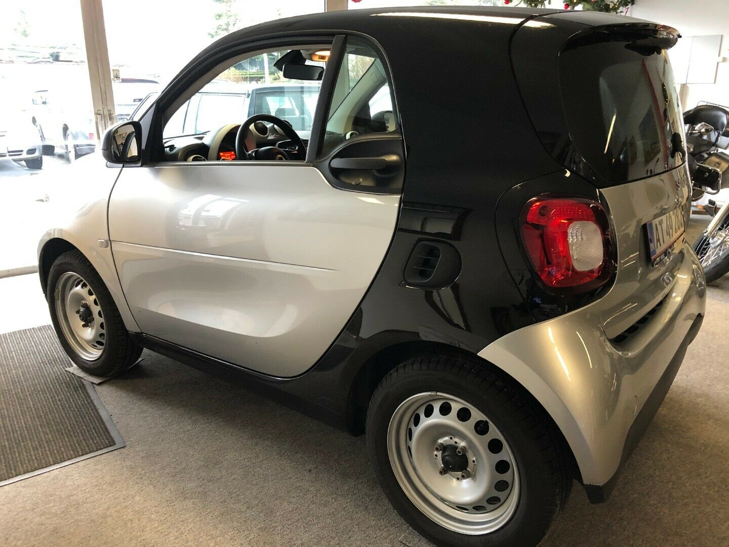 Smart Fortwo 1,0  3d