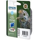 Cartucho de tinta original Epson T0795 cian